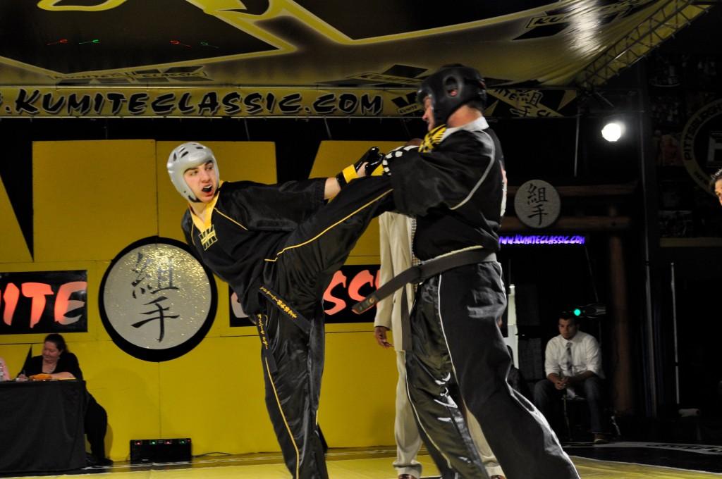 pittsburgh karate team kumite