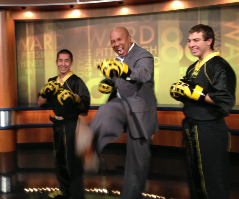 hines ward kick