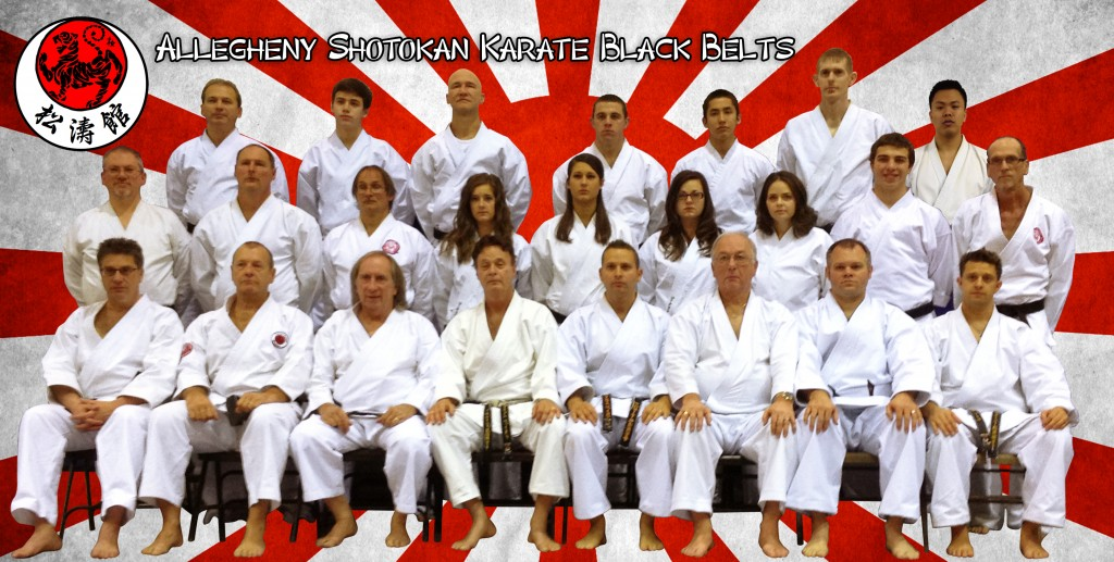 pittsburgh karate school black belts